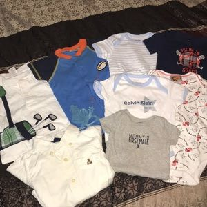 Other - Bundle of 3-6 months boys clothes